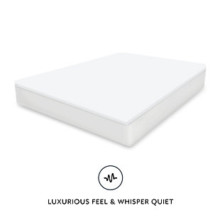 SensorPEDIC® Essentials Waterproof Twin Mattress Protector, White, large
