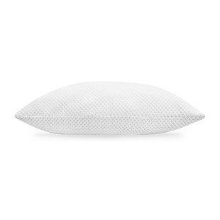SensorPEDIC® Adjust-A-Cube Adjustable Gel-Infused Memory Foam Bed Pillow - Standard/Queen, White/Gray, large