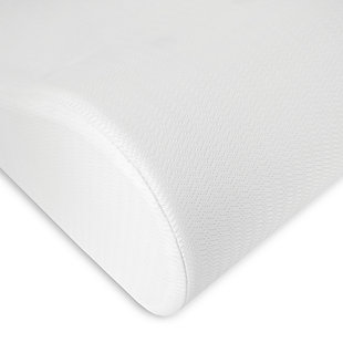 SensorPEDIC® Prime Transcend Memory Foam Contour Bed Pillow, , large