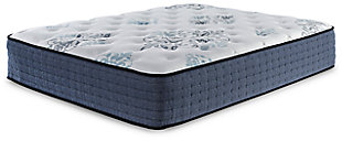 Bonita Springs Firm Queen Mattress, White, rollover