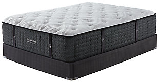 Loft and Madison Firm Queen Mattress, White, rollover