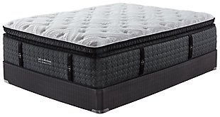 Loft and Madison Cushion Firm PT Queen Mattress, White, large
