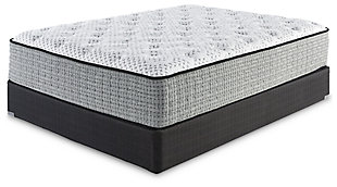 Sante Fe Plush King Mattress, White, large