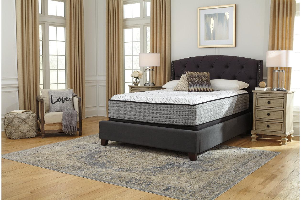 Sante Fe Plush Queen Mattress | Ashley Furniture HomeStore