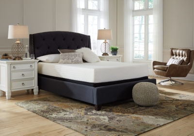 10 Inch Memory Foam King Bed in a Box