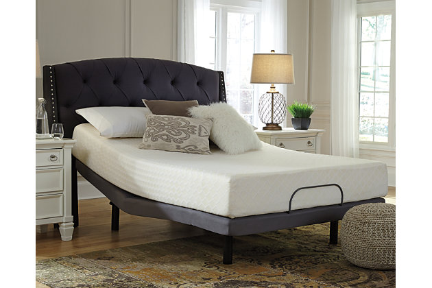 10 Inch Chime Memory Foam Twin Mattress