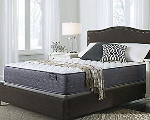 Anniversary Edition Firm Queen Mattress, White, rollover