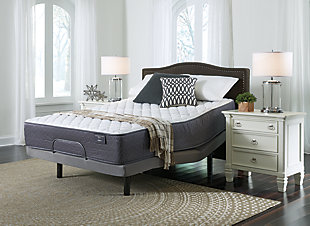 Anniversary Edition Firm Twin Mattress, White, large
