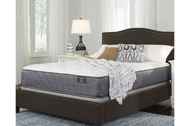 Anniversary Edition Plush Twin Mattress Ashley Furniture Homestore