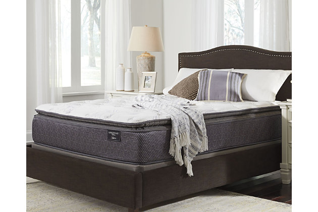 Anniversary Edition Pillowtop Queen Mattress Ashley