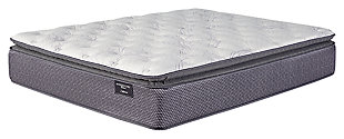 Anniversary Edition Pillowtop Queen Mattress, White, large