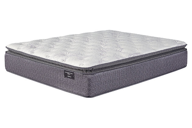 Anniversary Edition Pillowtop Queen Mattress White Large