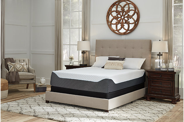 14 Inch Chime Elite Memory Foam Mattress in a Box, , large