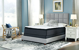 Anniversary Edition Pillowtop Twin Mattress, White, rollover