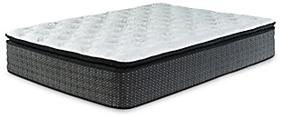 Anniversary Edition Pillowtop Twin Mattress, White, large