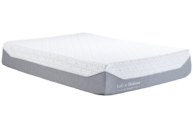 Loft and Madison 13 Firm Queen Mattress, , large