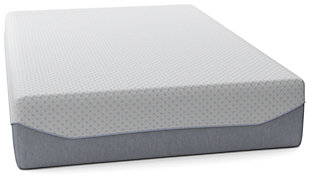 Loft and Madison 15 Plush Queen Mattress, , large