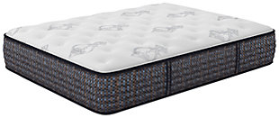 Bonita Springs Firm Twin Mattress, White, rollover