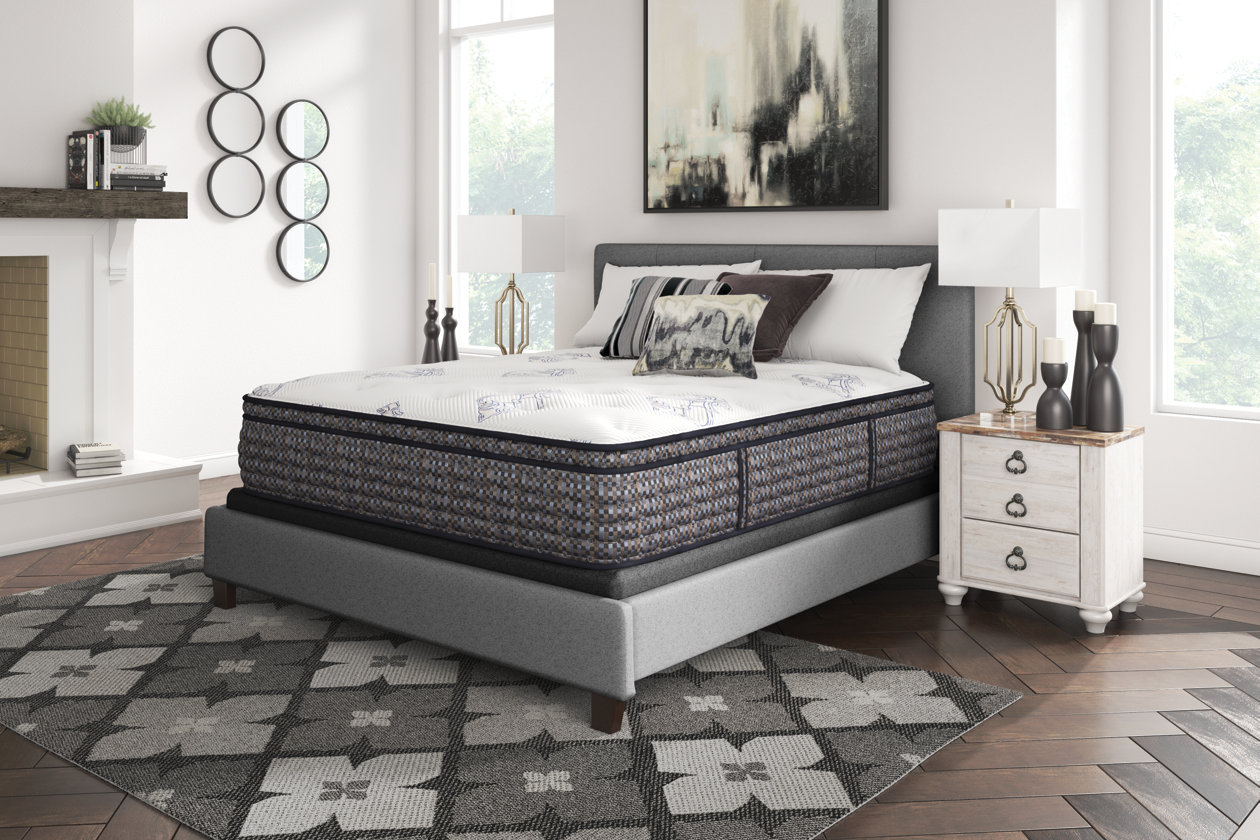 Phenomenal Bonita Springs Pillow Top Twin Mattress Ashley Furniture Andrewgaddart Wooden Chair Designs For Living Room Andrewgaddartcom