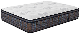 Bonita Springs Pillow Top Twin Mattress, White, large