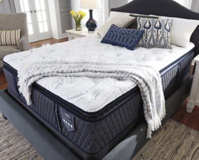 Bar Harbor Firm Pillowtop Queen Mattress, White, large