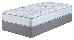 Innerspring Kids Mattress Twin Mattress, Blue, large