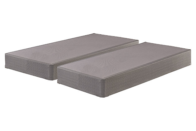 Home Foundation Split Queen Mattress Product On A White Background