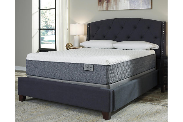 American classic memory foam hybrid king mattress ashley for American home furniture and mattress