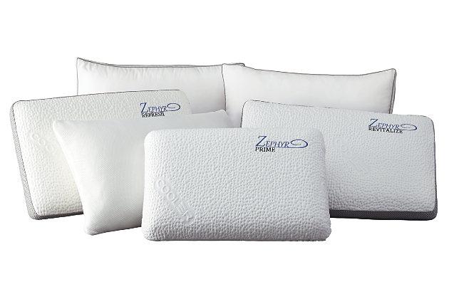 Promotional Memory Foam Pillow, , large