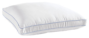 Zephyr Radiance Gel Memory Foam Pillow, , large