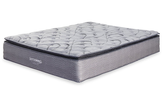 Curacao Queen Mattress, White, large
