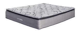 Curacao King Mattress, White, large