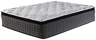 Bar Harbor Firm PT Queen Mattress, White, rollover