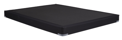 Low Profile Queen Foundation, Black, large