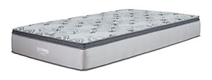 Augusta Twin Mattress, White, large