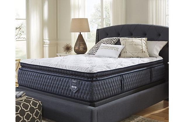 Santa Fe Pillowtop Queen Mattress | Ashley Furniture HomeStore