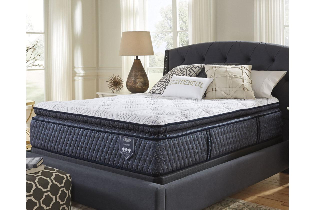 Santa Fe Pillowtop Queen Mattress Ashley Furniture Homestore