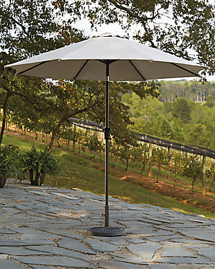 Umbrella Accessories Patio Umbrella with Stand, , rollover