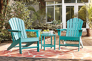 Sundown Treasure 2 Outdoor Chairs with End Table, , rollover