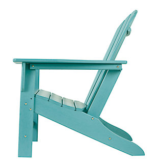 Sundown Treasure Adirondack Chair, Turquoise, large