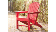 Sundown Treasure Adirondack Chair, Red, rollover