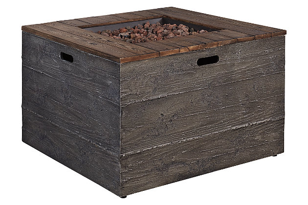 Hatchlands Fire Pit Table, , large