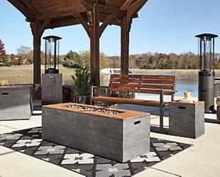 Hatchlands Fire Pit Table, , large