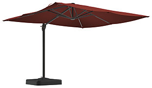 Oakengrove Large Cantilever Umbrella, , large