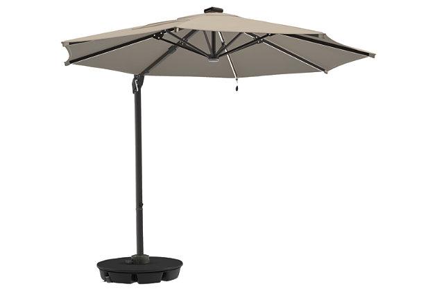Oakengrove Patio Umbrella, , large