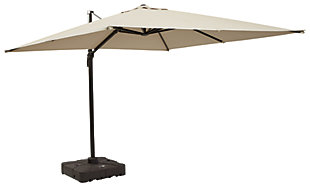 Devra Bay 2-Piece 11' Octagonal Tilt Umbrella Set, , rollover