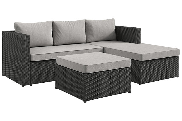 ... Pheasant Trail 3 Piece Sofa Set, , Large ...