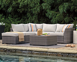 Cherry Point 4-piece Outdoor Sectional Set, , rollover