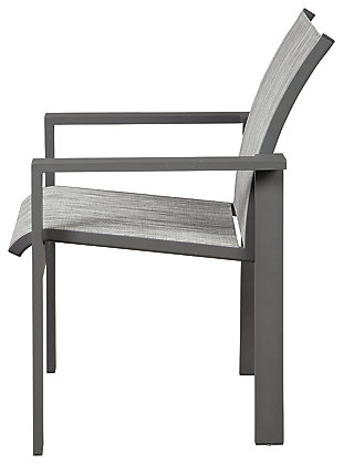 Okada Sling Arm Chair (Set of 4), , large