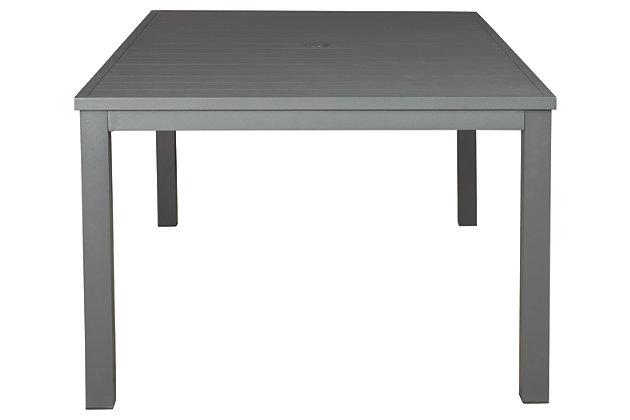 Okada Dining Table with Umbrella Option, , large